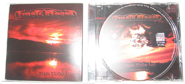 finsterforst-cd black dans Viking metal